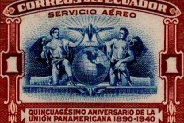 Ecuador 1940 feature image