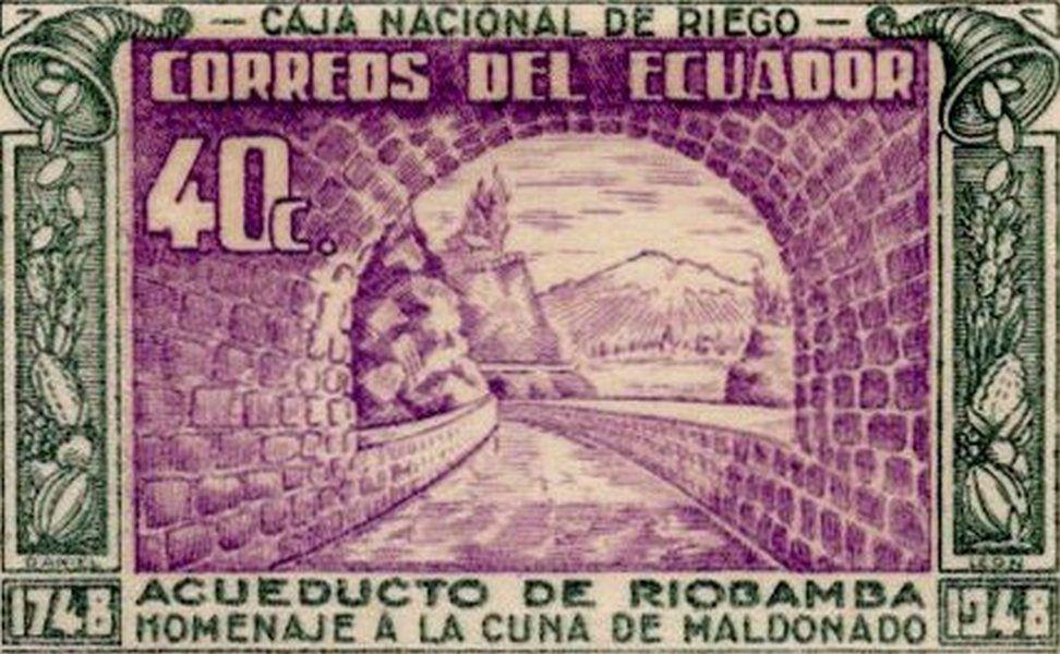 Ecuador 1948 feature image