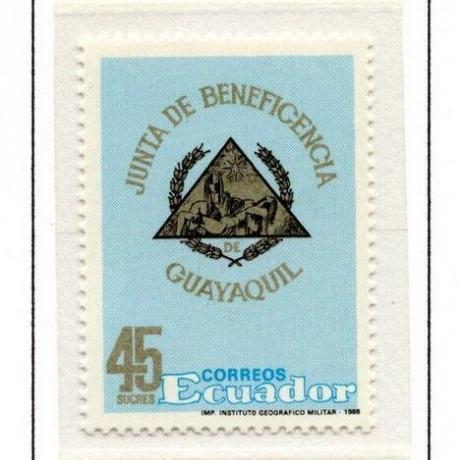 Ecuador Scott #1183