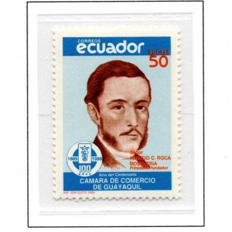 Ecuador Scott #1207