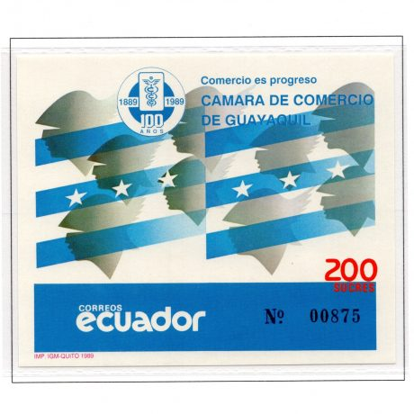 Ecuador Scott #1208
