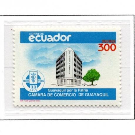 Ecuador Scott #1209