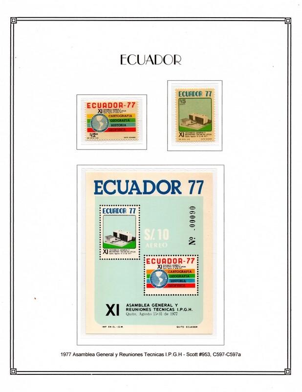 1977 Scott 953 C597 597a